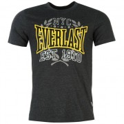 Everlast T-shirt New York city Charcoal Marl