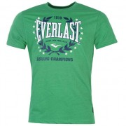 Everlast T-shirt Bronx New York green Marl
